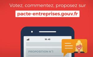 Consultation #PACTE : votez, commentez et faites vos propositions !