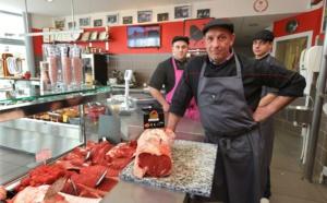 Un boucher connecté et labellisé « Entreprise du Patrimoine Vivant » à Saint-Yrieix-la-Perche