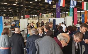 Présence de la mobilité européenne pendant les Olympiades des métiers !