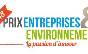 Ouverture des candidatures pour les prix entreprises et environnement 2018