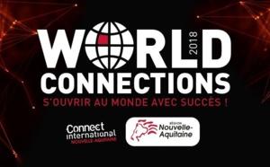 Export : participez aux World Connections 2018 en Nouvelle-Aquitaine