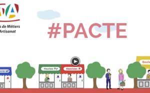 #PACTE : 6 vidéos pour comprendre les propositions des CMA