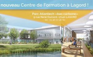 Nouveau Centre de Formation à Lagord !
