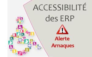 Alerte au démarchage agressif pour les établissements recevant du public (ERP)