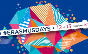 Presse : ERASMUS DAYS > Un réseau et un dispositif au service des apprentis