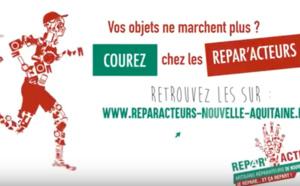 Presse : Semaine de la réparation, à la découverte de de 1000 Répar'Acteurs de Nouvelle-Aquitaine