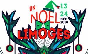 """Marché de Noël """" 100% Artisans & Producteurs"""" à Limoges"""