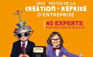 Faites de la Création et reprise d'entreprise 2019