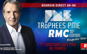 Lancement de la 10e édition des « TROPHÉES PME RMC »