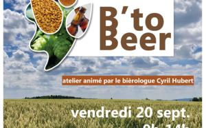 B'to Beer : Rencontre professionnelle de la filière brassicole du Massif Central