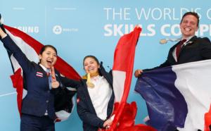 Olympiades : de beaux résultats pour l'équipe de France des métiers 2019