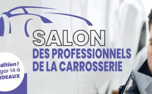 Premier Salon professionnel de la Carrosserie à Bordeaux en octobre