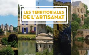 Du 22 octobre au 12 novembre - Les Territoriales de l'artisanat en Deux-Sèvres