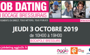 Pourquoi un Job dating en Bocage Bressuirais ?