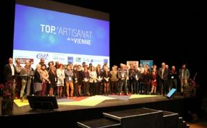 Apprentis et artisans au TOP dans la Vienne !