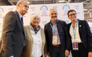 Vicq-sur-Gartempe récompensée au Salon des Maires de France