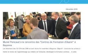La newsletter de l'#artisanat en @NvelleAquitaine vient de sortir ! [Décembre 2019]