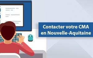 Contacter la CRMA et les CMA de Nouvelle-Aquitaine
