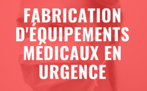 #Covid19 : Appel aux entreprises pour fabriquer des équipements médicaux en urgence en @NouvelleAquitaine