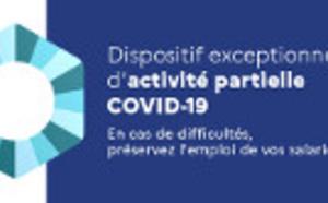 COVID-19 | Précisions sur les évolutions procédurales du dispositif exceptionnel d'activité partielle