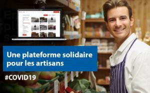 """#COVID19 : rejoignez """"Courses contre la montre"""", plateforme solidaire de vente en ligne"""