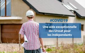 #COVID19 : une aide exceptionnelle des Urssaf pour les indépendants n'ayant pas bénéficié du Fonds de solidarité