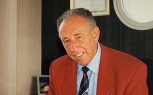 Jean Napias, 25 ans président