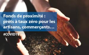 #COVID19 : des prêts à taux zéro pour les artisans et commerçants… en Nouvelle-Aquitaine