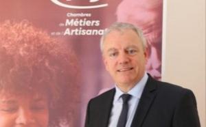 Joël Fourny est le nouveau Président de CMA France