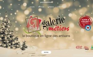 La Galerie des Métiers lance sa boutique en ligne !