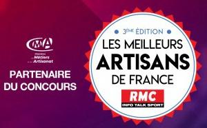"""Lancement de la 3ème édition du concours """" Les Meilleurs Artisans de France"""""""