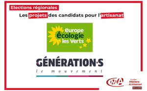 Nos territoires, notre avenir : les projets des candidats pour l'artisanat en Nouvelle-Aquitaine