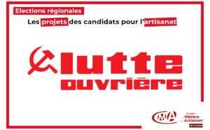 Faire entendre le camp des travailleurs : les projets des candidats pour l'artisanat en Nouvelle-Aquitaine
