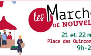 Social box : Le grand marché des produits de Nouvelle-Aquitaine à Bordeaux