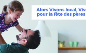 Cette année pour la fête des pères, Vivons local, Vivons artisanal !
