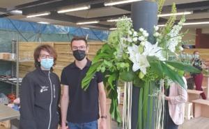 Emeric LABAT aux Olympiades des Métiers en Art Floral, le seul candidat de Nouvelle Aquitaine !