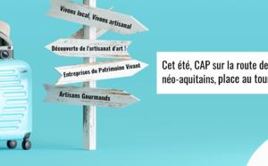 CAP sur la route des artisans néo-aquitains !