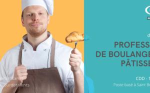 PROFESSEUR DE BOULANGERIE PÂTISSERIE (F/M) – CDD 12 MOIS (CMAR NA 86)