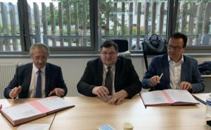 Une convention entre la CMA Nouvelle-Aquitaine et l'OPCO EP au service de l'apprentissage