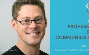 PROFESSEUR DE RH - COMMUNICATION CDD DE 12 MOIS  A BARBEZIEUX ET COGNAC (CMAR NA 16)