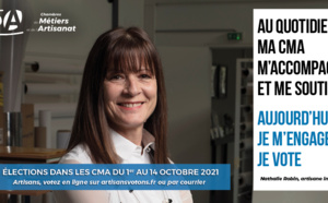 Elections aux CMA : les artisans appelés à voter du 1er au 14 octobre