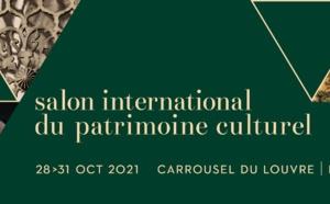 12 artisans néo-aquitains participent au Salon International du Patrimoine Culturel 2021