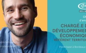 CHARGE.E  DE DÉVELOPPEMENT ECONOMIQUE - POSTE TITULAIRE BASE A BORDEAUX (CMAR NA 33)