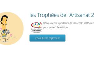 Les Trophées de l'Artisanat 2016