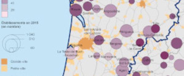 Commerce de proximité : un souffle au coeur des villes intermédiaires de Nouvelle-Aquitaine