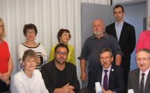 Cinq artisans de Nouvelle-Aquitaine reçoivent le Prix Maître d'Apprentissage régional 2017