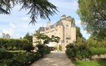 Le Château de la Villedieu de Comblé, écrin de l'exposition Quintessence