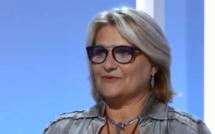 Nathalie Laporte, présidente de la CMAI au JT de France 3