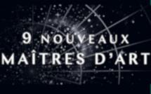 Neuf nouveaux Maîtres d'art ont été nommés dont un en Nouvelle-Aquitaine