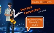 Live spécial Formation Adulte / Reconversion dans l'artisanat – 26 mai